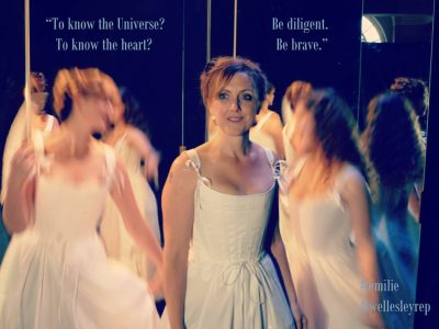 Emilie: La Marquise Du Chatelet Defends Her Life Tonight