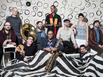 Concerts in the Courtyard: Debo Band/Alsarah and the Nubatones
