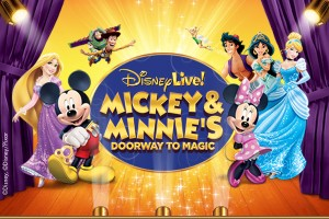 Disney Live! Mickey and Minnie's Doorway to Magic (Lowell)