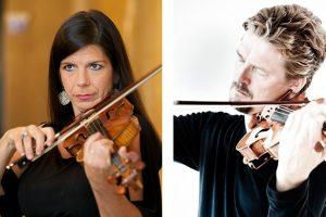 BachFest II: Pamela Frank & Christian Tetzlaff