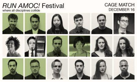 Run AMOC! Festival: Cage Match