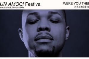 Run AMOC! Festival: Were You There