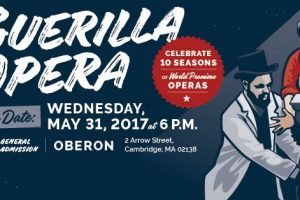 Guerilla Opera's 10th Anniversary Celebration