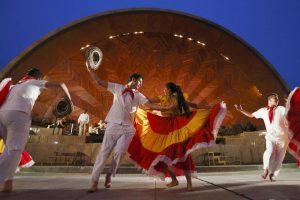 Landmarks Dance Carnival