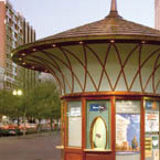 Copley Square Ticket Booth
