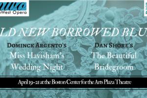 Old/New Borrowed/Blue: Miss Havisham's Wedding Night & The Beautiful Bridegroom