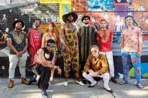 Concerts In The Courtyard: Mwenso and the Shakes
