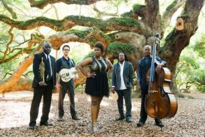 Concerts In The Courtyard: Ranky Tanky