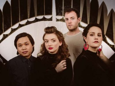 Concerts In The Courtyard: Twisted Pine