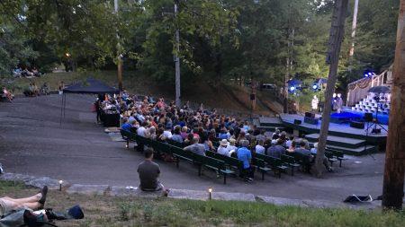 Herter Park Amphitheater