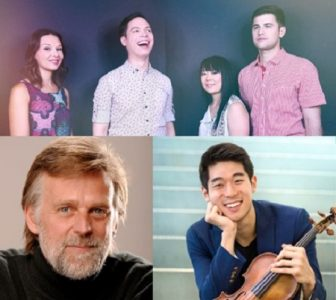 ROCKPORT CHAMBER MUSIC FESTIVAL: WAR AND PEACE