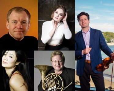 ROCKPORT CHAMBER MUSIC FESTIVAL: AN EVENING OF BRAHMS