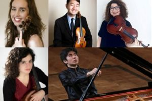 ROCKPORT CHAMBER MUSIC FESTIVAL: YOUNG ARTIST SPOTLIGHT