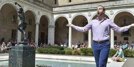 BPL Concerts in the Courtyard: Boston Lyric Opera