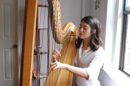 BPL Concerts in the Courtyard: Abigail Lim-Kimberg...
