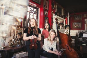 BPL Concerts in the Courtyard: Lula Wiles
