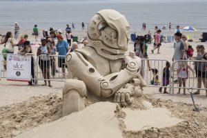 2018 International Sand Sculpting Festival