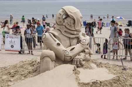 2018 International Sand Sculpting Festival