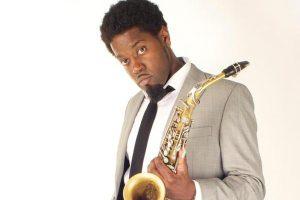Saxophonist Soweto Kinch