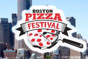 2018 Boston Pizza Festival