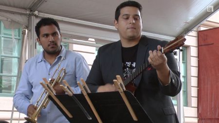 BPL Concerts in the Courtyard: Venezuelan Project