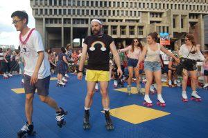 Celebration of Summer V: Donna Summer Roller Disco Party