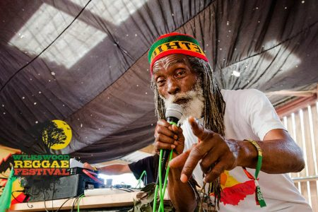 BPL Concerts in the Courtyard: Jah Spirit