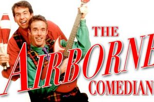 The Airborne Comedians