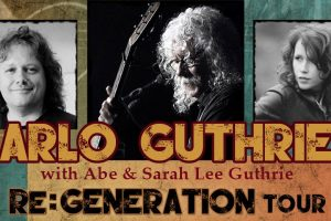 Arlo Guthrie: Re:Generation Tour