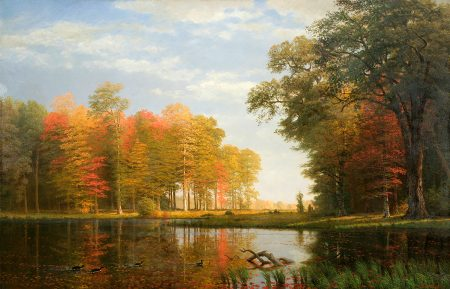 The Poetry of Nature: Hudson River School Landscapes from the New-York Historical Society