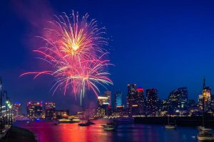 6th Annual Illuminate the Harbor Boston Harbor Fireworks