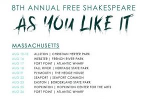 As You Like It (Fort Point)
