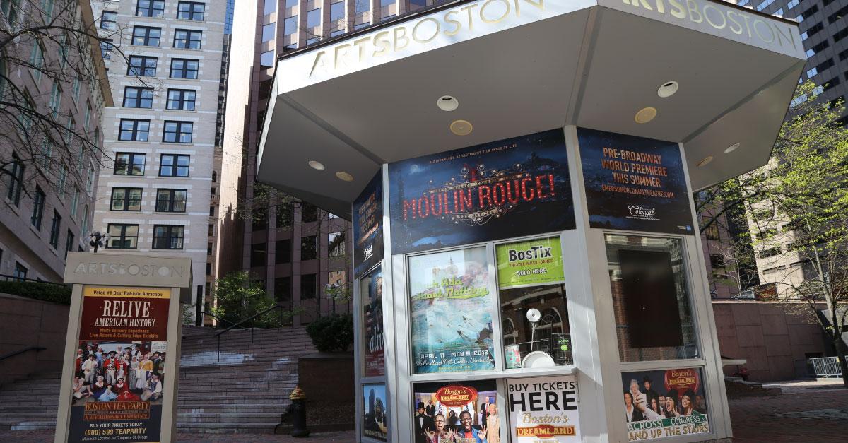 Day-of-Show BosTix Ticket Deals in Boston | ArtsBoston Calendar