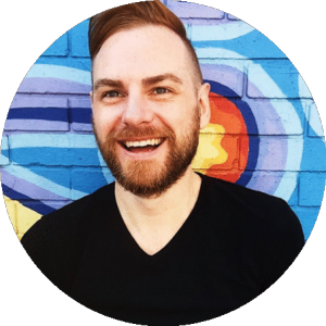 Chad Sirois, Senior Marketing and Engagement Manager