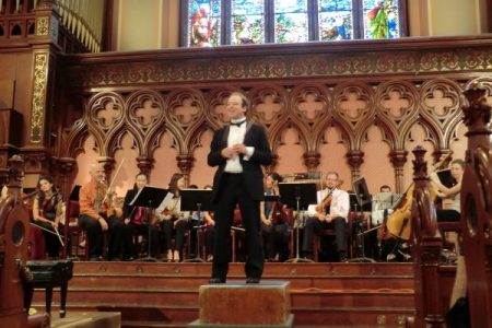 Freisinger Chamber Orchestra: Mozart, Beethoven, Bernstein, Donizetti, & Tubin