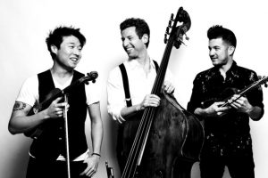 Boston Conservatory Orchestra featuring Time for Three