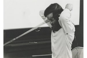 Introducing Tony Conrad: A Retrospective