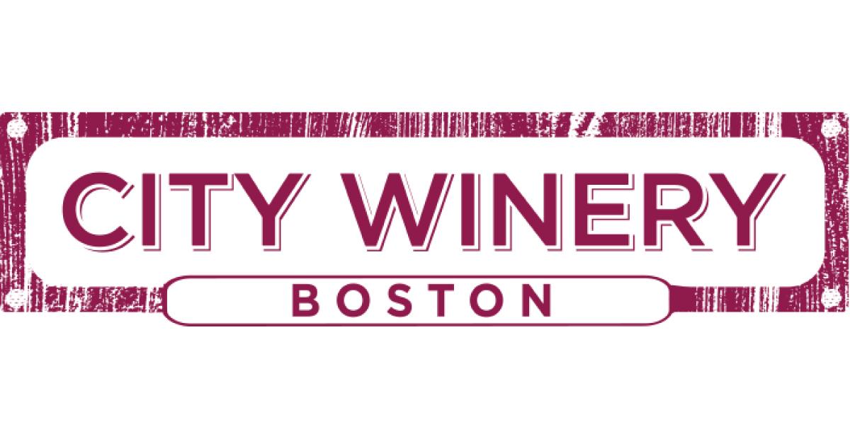 City Winery Boston Logo