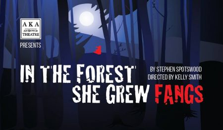 In the Forest, She Grew Fangs