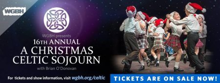 A Christmas Celtic Sojourn with Brian O'Donovan in...