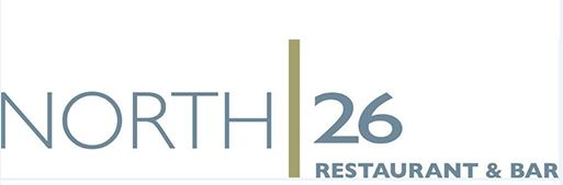 North 26 Restaurant and Bar Logo