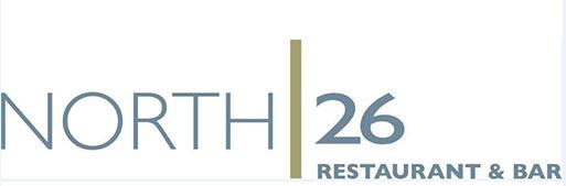 North 26 Restaurant and Bar Logo