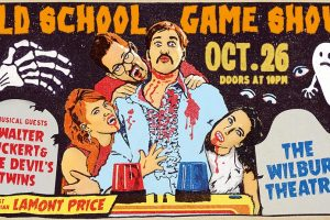 Old School Game Show: Halloween Special!