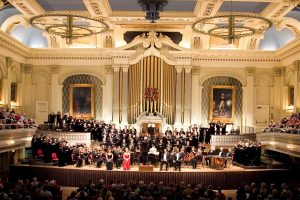 The Worcester Chorus: Ode to Joy