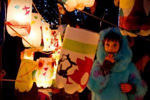 Jamaica Pond Lantern Festival