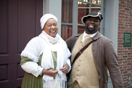 Freedom Trail African-American Patriots Tour