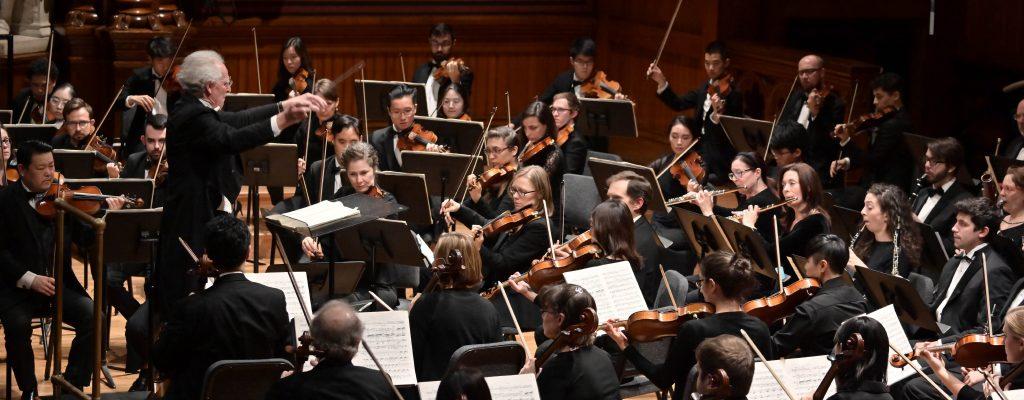 Ginastera, Ravel, and Strauss