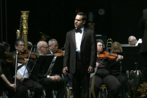 An Afternoon at the Opera with John Castillo