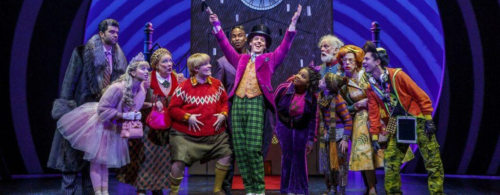 Broadway's Golden Ticket!