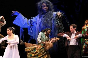 A Christmas Carol at Central Square Theater